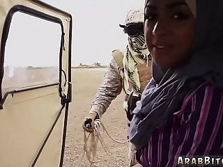Amateur teen strip fuck The Booty Drop point, 23km outside base