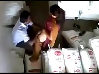 Indian store room sex